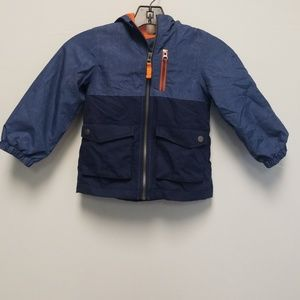 Other - Puffer Jacket-Boy Hooded Jacket
